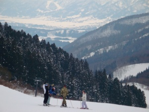 Thursday Morning, Nozawa Onsen