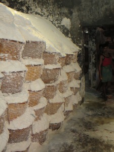 Salt Market in Chittagong